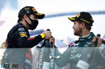 Perez and Vettel triumph on day disaster struck their team mates