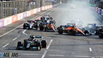 """Mercedes """"can't keep losing points like this"""" says Wolff after worst two races since 2012"""