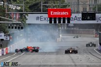 Baku tyre failures caused by lower than expected running pressures, Pirelli confirm