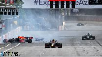 You can't let crash fears get into your mind – Hamilton