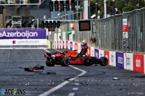 """Verstappen's tyres were not """"abused"""" before race-ending failure"""