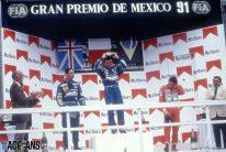 Mexican Grand Prix Mexico City (MEX) 14-16 06 1991