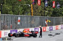 Pirelli confirm teams not to blame for Baku tyre failures following investigation