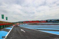 Turn six return route, Paul Ricard, 2021