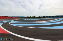 Turn five return route, Paul Ricard, 2021