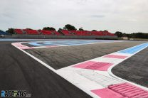 Mistral chicane, Paul Ricard, 2021