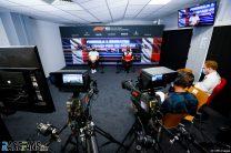 Valtteri Bottas, Kimi Raikkonen, press conference, Paul Ricard, 2021
