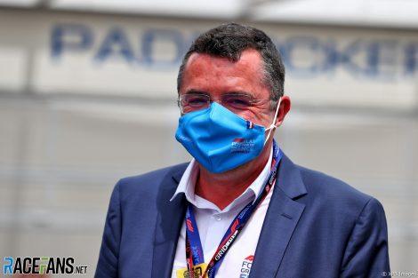 Eric Boullier, Paul Ricard, 2021