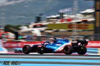 Fernando Alonso, Alpine, Paul Ricard, 2021