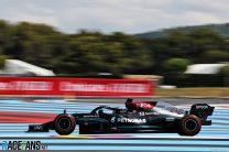 Lewis Hamilton, Mercedes, Paul Ricard, 2021