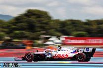 Mick Schumacher, Haas, Paul Ricard, 2021