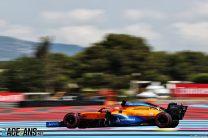 Daniel Ricciardo, McLaren, Paul Ricard, 2021