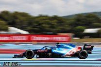 Esteban Ocon, Alpine, Paul Ricard, 2021