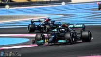 Bottas happier in car but unsure if chassis swap with Hamilton is responsible