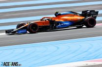 McLaren told Norris to abandon final Q2 run due to lack of fuel
