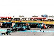 Sebastian Vettel, Aston Martin, Paul Ricard, 2021