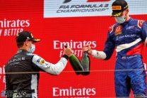 Smolyar denies Martins home win on final lap of first F3 race