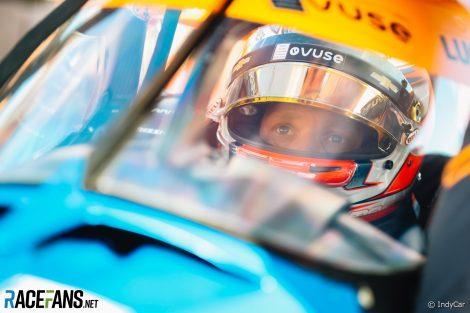 Kevin Magnussen, McLaren SP, IndyCar, Road America, 2021