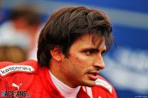 Carlos Sainz Jr, Ferrari, Paul Ricard, 2021