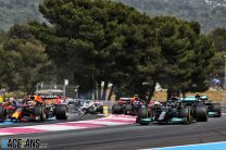Why Verstappen and Bottas weren't penalised for French GP track limits violations