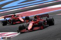 Ferrari, Paul Ricard, 2021
