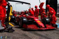 Ferrari doubt they can fix tyre problem behind disastrous French GP this year
