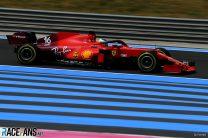 Charles Leclerc, Ferrari, Paul Ricard, 2021