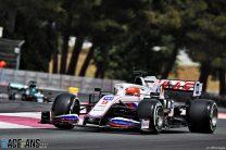 Nikita Mazepin, Haas, Paul Ricard, 2021
