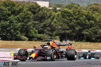 """Verstappen expects Hamilton fight """"like this for the rest of the season"""" after narrow win"""
