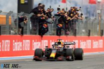 How Verstappen rescued a victory he'd thrown away