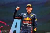 Verstappen takes his first sweep of pole, fastest lap and victory