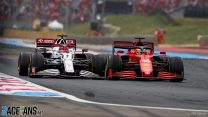 Raikkonen on his surprise debut 20 years ago and how drivers race each other harder now