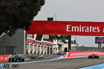 """Mercedes """"don't fully understand"""" reason for pit call which cost Hamilton win"""