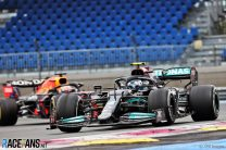 Wolff encouraged by 'real progress' from Bottas in French GP