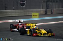 Alonso expects Yas Marina changes will make overtaking easier