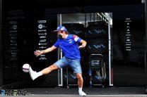 Fernando Alonso, alpin, Red Bull Ring, 2021