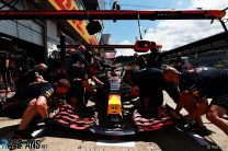 Rivals obviously trying to slow down Red Bull's pit stops – Horner