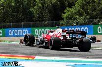 Robert Kubica, Alfa Romeo, Red Bull Ring, 2021