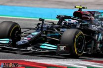"""Bottas doubts he'll be penalised for """"normal mistake"""" after spinning in pits"""
