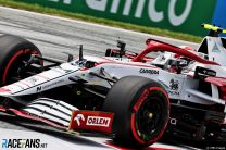 Antonio Giovinazzi, Alfa Romeo, Red Bull Ring, 2021