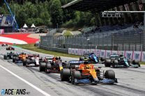 2021 Styrian Grand Prix practice in pictures