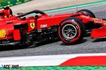 Carlos Sainz Jnr, Ferrari, Red Bull Ring, 2021