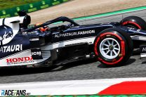 Tsunoda given three-place penalty for impeding Bottas