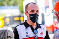 Kubica to remain in absent Raikkonen's seat for Italian Grand Prix