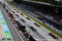 2021 Austrian Grand Prix TV Times