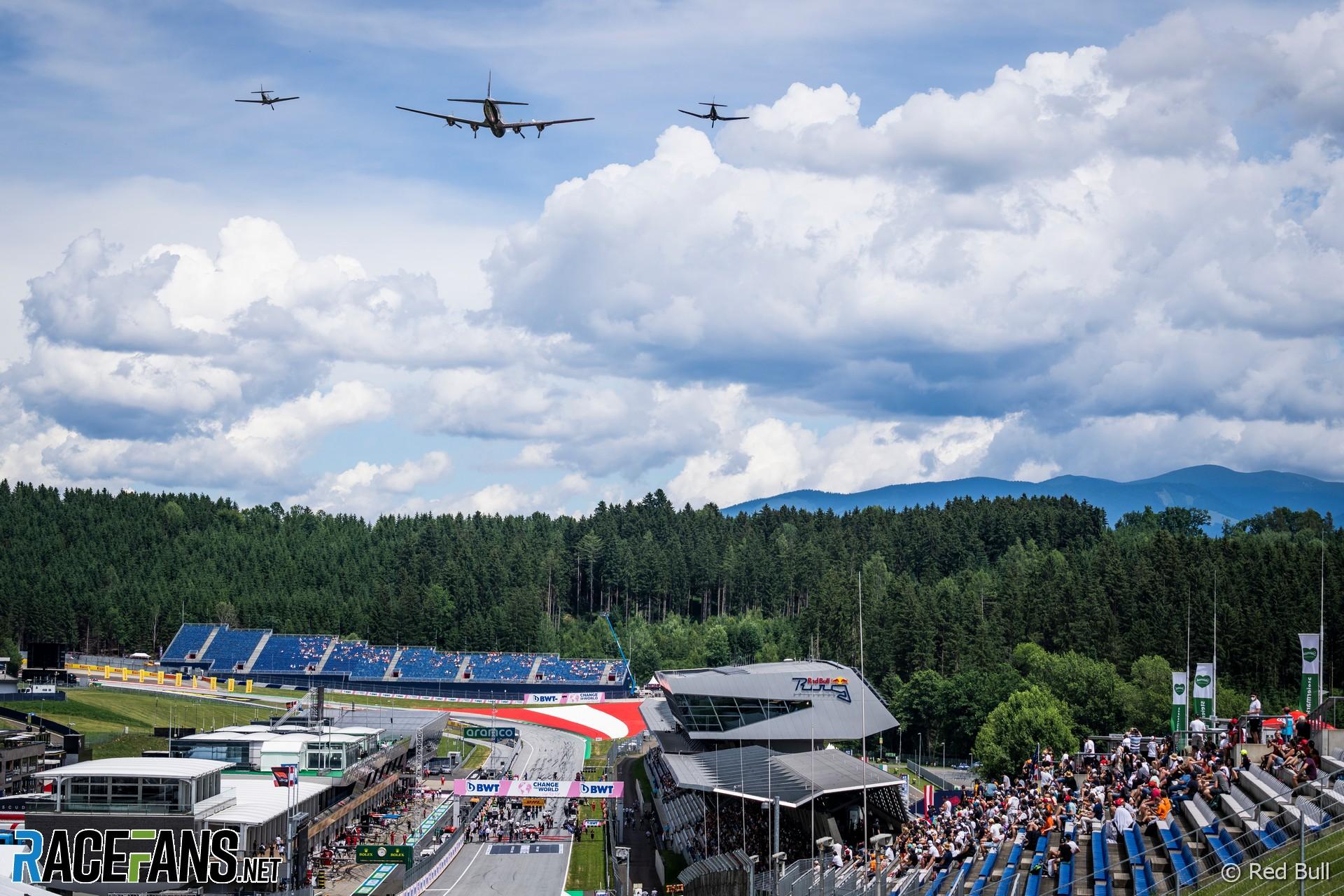 Red Bull Ring, 2021