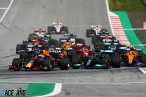 Rate the race: 2021 Styrian Grand Prix