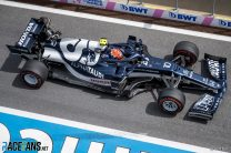 """Gasly """"surprised"""" Leclerc wasn't investigated over collision which ended his race"""