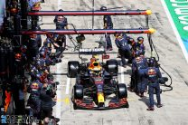 Minimum reaction times dropped from FIA clampdown on pit stops