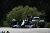 'Wacky set-up direction' may have hurt Mercedes' race pace